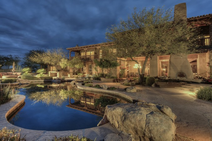 Single Family Home for sales at Spectacular 18.8 Acre Estate in North Scottsdale 8525 E Dixileta Drive   Scottsdale, Arizona 85266 United States