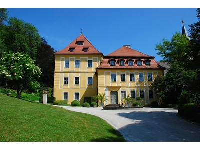 Single Family Home for sales at Historic castle complex with 17 hectare large park!  Other Bavaria, Bavaria 91364 Germany