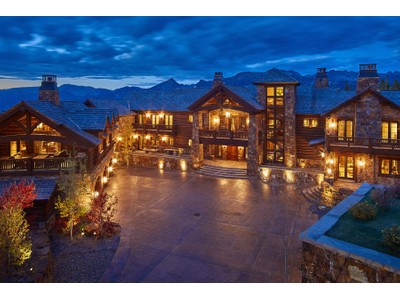 獨棟家庭住宅 for sales at Belz Chateau 5 Lone Camp Road   Big Sky, 蒙大拿州 59716 美國