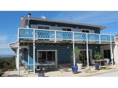 Villa for sales at large view on the Arcachon bay.  Pyla Sur Mer, Aquitania 33115 Francia