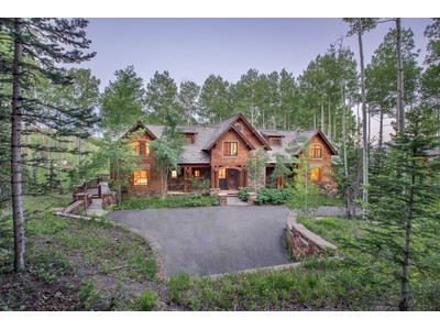 Single Family Home for sales at 416 Benchmark Drive 416 Benchmark Drive Mountain Village Telluride, Colorado 81435 United States