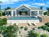 Single Family Home for sales at Beach Enclave - Single Storey Villa- LOT 2  Blue Mountain,  TC Turks And Caicos Islands