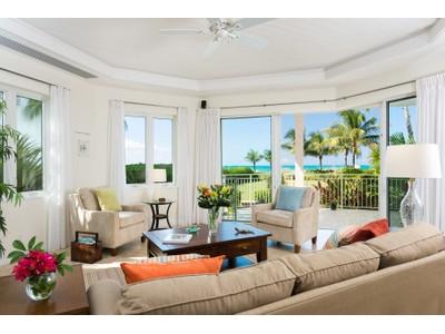 Copropriété for sales at West Bay Club - Suite 102 Beachfront Grace Bay, Providenciales TC Îles Turques Et Caïques