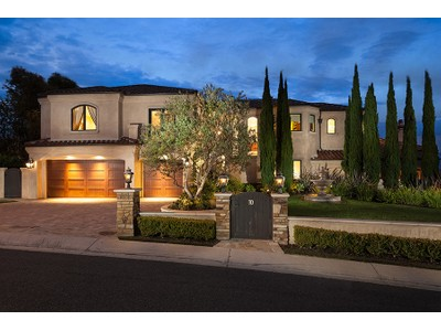 단독 가정 주택 for sales at 10 Tattersall  Laguna Niguel, 캘리포니아 92677 미국