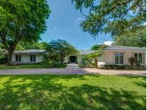 Einfamilienhaus for sales at 4990 SW 80 ST    Miami, Florida 33143 Vereinigte Staaten