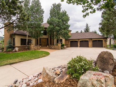Single Family Home for sales at 31461 Island Drive   Evergreen, Colorado 80439 United States
