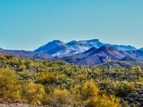 Property Of Two Hundred & Fifty Acres of Beautiful View Property Located in Aravaipa Canyon