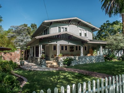 Single Family Home for sales at 1233 Harvard Avenue  Claremont, California 91711 United States