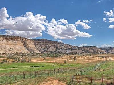 Farm / Ranch / Plantation for sales at One-of-a-kind Ranch Bordering Grand Staircase National Monument 2405 Lower Boulder Rd Boulder, Utah 84716 United States
