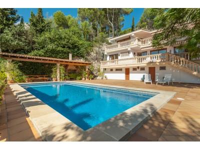 Einfamilienhaus for sales at Californian style villa in Son Vida    Son Vida, Mallorca 07013 Spanien
