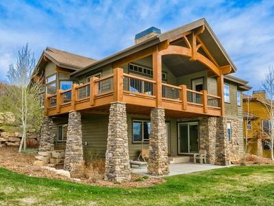 Casa Unifamiliar for sales at Midway Executive Home 971 Links Dr Midway, Utah 84049 Estados Unidos
