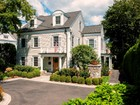 Single Family Home for  sales at Charming In-Town Georgian 130 South Avenue   New Canaan, Connecticut 06840 United States