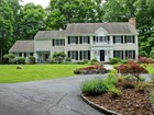 Single Family Home for sales at Impressive Colonial 30 Lost Mine Place Ridgefield, Connecticut 06877 United States