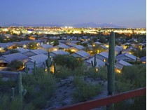 Casa para uma família for sales at Charming Ranch Brick Home with Spectacular Hilltop Views 802 W River Road   Tucson, Arizona 85704 Estados Unidos