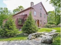 Moradia for sales at Josiah Keeler Homestead 570 North Salem Road   Ridgefield, Connecticut 06877 Estados Unidos