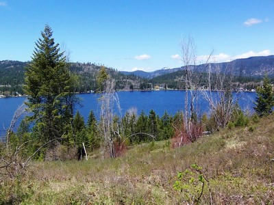 Land for sales at Cocolalla Lake Views Lot 4 Overlake View Rd  Cocolalla, Idaho 83813 United States