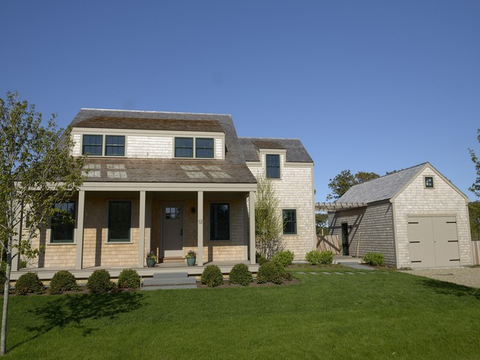 独户住宅 for sales at Miacomet Preserve! 12 Ellens Way   Nantucket, 马萨诸塞州 02554 美国