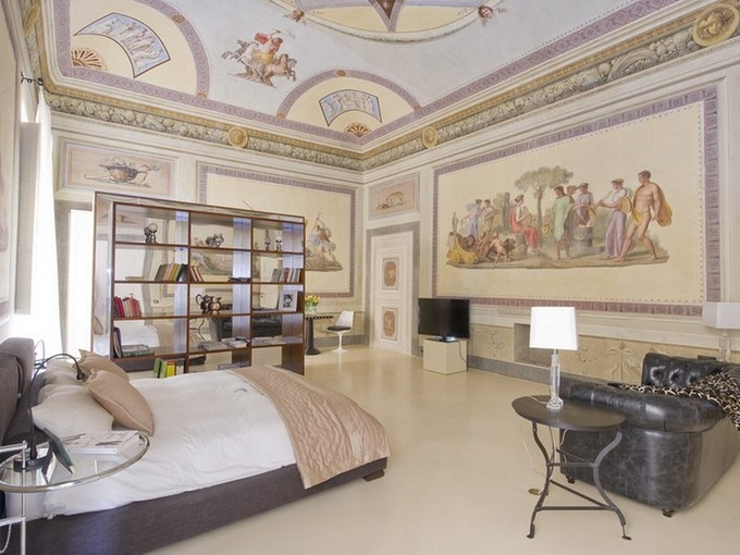 Apartamento for sales at Historic Opera Apartment in the heart of Florence Via de' Benci   Firenze, Florence 50122 Italia