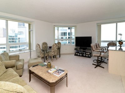 Кооперативная квартира for sales at Breathtaking Views from this River East Condo! 512 N McClurg Court Unit 4701 Chicago, Иллинойс 60611 Соединенные Штаты