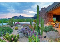 Single Family Home for sales at Gorgeous Soft Contemporary In Guard Gated Windy Walk Estates 10916 E Troon Mountain Drive   Scottsdale, Arizona 85255 United States