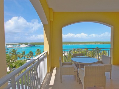 Copropriété for sales at Blue Haven Resort ~ Suite 413.414 Leeward Marina Resort, Leeward, Providenciales Îles Turques Et Caïques