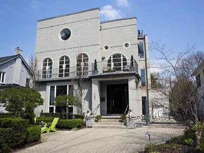 Vivienda unifamiliar for sales at Birmingham 750 Hazelwood Birmingham, Michigan 48009 Estados Unidos