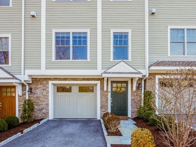 Condominium for sales at Luxury Townhouse 66 Grove Street, #13  Ridgefield, Connecticut 06877 United States