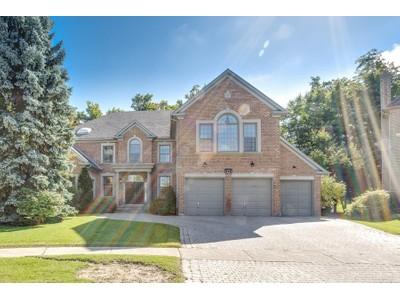 一戸建て for sales at Prestigious Home in Bayview Hill 12 Edmund Crescent  Richmond Hill, オンタリオ L4B2X9 カナダ