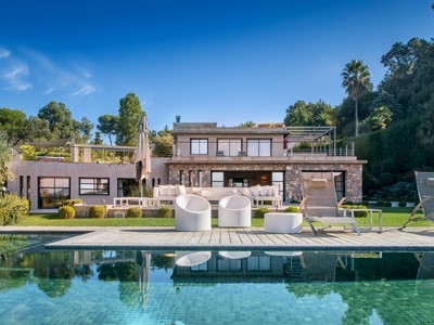 Maison unifamiliale for sales at Contemporary Estate in Cannes, Californie  Cannes, Provence-Alpes-Cote D'Azur 06400 France