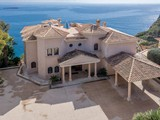 Property Of Imposing Waterfront Mansion in Sol de Mallorca