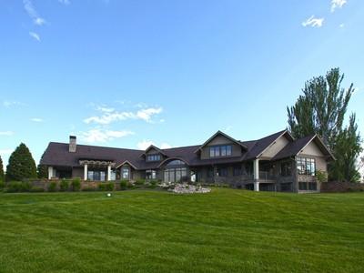 Casa para uma família for sales at 2932 Starlight Drive    Missoula, Montana 59803 Estados Unidos