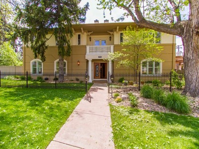 Maison unifamiliale for sales at 3030 East Asbury Avenue  Denver, Colorado 80210 États-Unis
