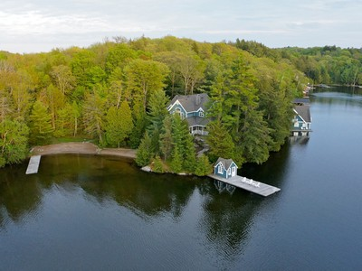 一戸建て for sales at Lake Joseph Executive Estate 1059 Roberts Bay Rd W Muskoka, オンタリオ P0B1K0 カナダ