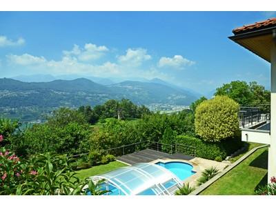 Moradia for sales at Luxury villa Montagnola Lugano, Ticino 6900 Suíça
