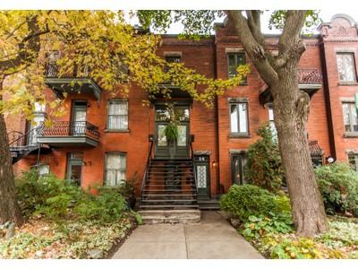 Apartamentos multi-familiares for sales at Outremont 10-14 Av. Querbes  Outremont, Quebec H2V3V6 Canadá