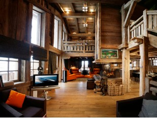 Single Family Home for sales at Chalet Helios  Megeve, Rhone-Alpes 74120 France