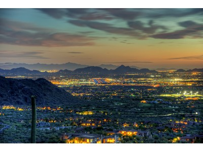 Terreno for sales at The Most Dramatic Views In The Valley 'The Summit in Silverleaf's Upper Canyon' 11243 E Hideaway Lane #1865 Scottsdale, Arizona 85255 Estados Unidos