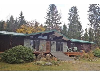 Fattoria / ranch / campagna for sales at 41004 Big Lodge Lane  Rollins, Montana 59931 Stati Uniti