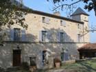 Maison unifamiliale for  sales at For sale château 14th century Lot street Figeac, Lot 46100 France