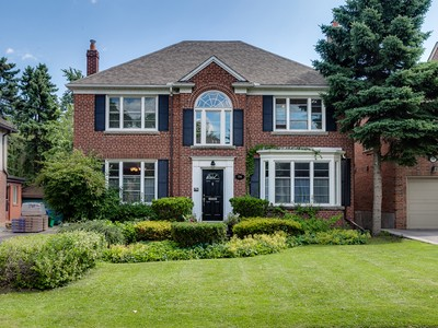 Single Family Home for sales at Lawrence Park South Family Home 194 Coldstream Avenue Toronto, Ontario M5N1X9 Canada