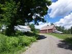 Vivienda unifamiliar for  sales at Antique Farm on 153 Acres! 49 Beebe Road   Wilmington, Vermont 05363 Estados Unidos