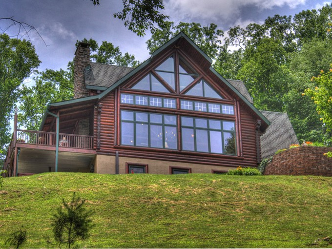 Single Family Home for sales at The Thistle Estate  Valle Crucis, North Carolina 28679 United States