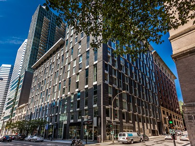 Condominio for sales at Montréal 445 Av. Viger O., apt. 307   Montreal, Quebec H2Z2B8 Canada