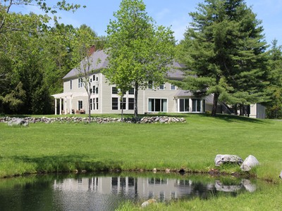 Single Family Home for sales at Abutting Lake Sunapee Country Club 59 Country Club Lane  New London, New Hampshire 03257 United States