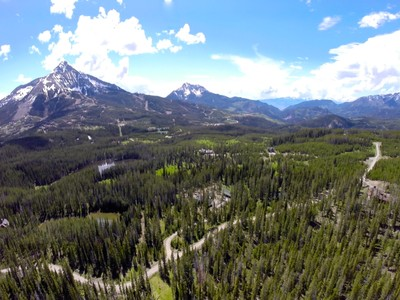 Đất đai for sales at Ulery's Lake Homesite 13A Ulery's Lake Road Big Sky, Montana 59716 Hoa Kỳ