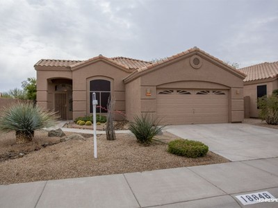 Nhà ở một gia đình for sales at Wonderful Spacious Single Story Scottsdale Home 18848 N 90th Way  Scottsdale, Arizona 85255 Hoa Kỳ