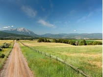 Farm / Ranch / Plantation for sales at An Equestrian's Dream 5333 County Road 100   Carbondale, Colorado 81623 United States