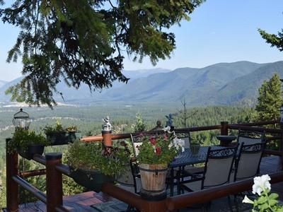 단독 가정 주택 for sales at 150 Elk Ridge Road  Thompson Falls, 몬타나 59873 미국