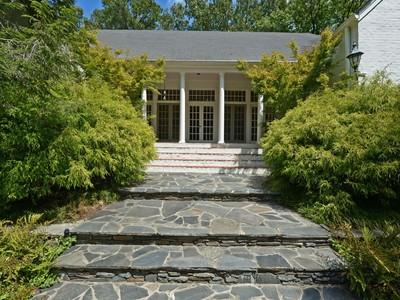 Частный односемейный дом for sales at Location, Privacy, And Land...This One Has It All 4501 Harris Trail Atlanta, Джорджия 30327 Соединенные Штаты
