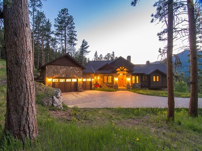 Single Family Home for sales at 200 Whiskey Jay Hill Road   Evergreen, Colorado 80439 United States